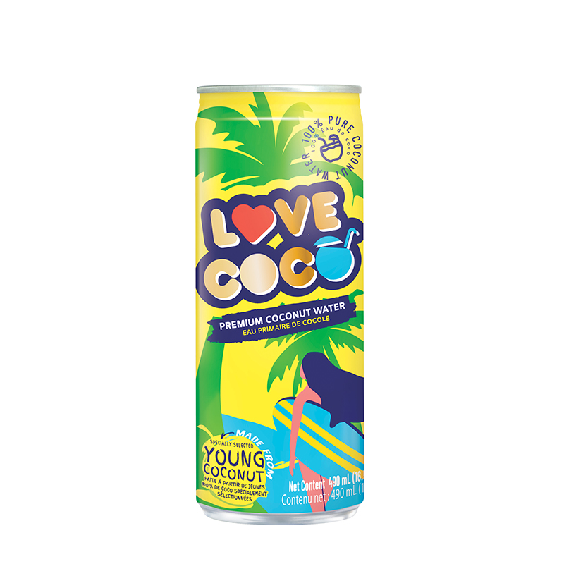 Love Coco Coconut Water