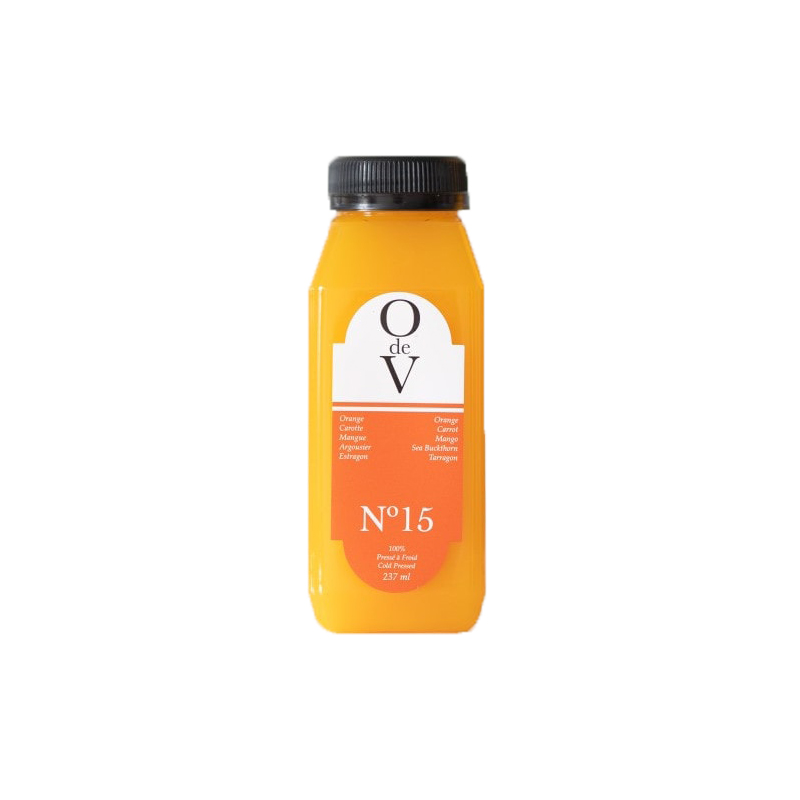 N°15 - O de V Cold Press Juice