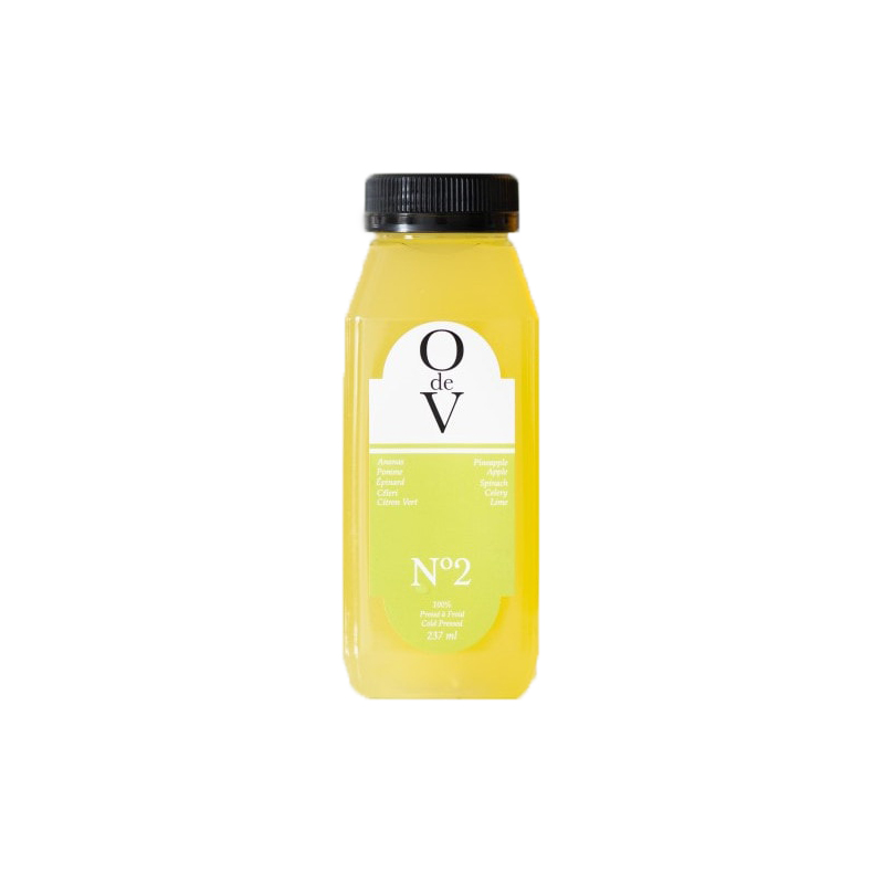 N°2 - O de V Cold Press Juice