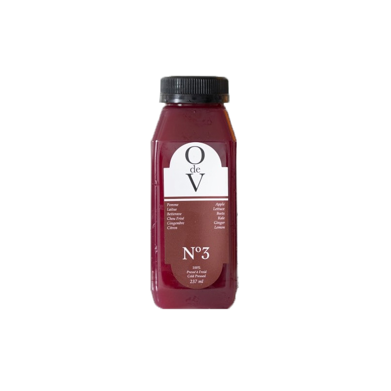 N°3 - O de V Cold Press Juice